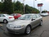 2008 Vapor Silver Metallic Lincoln MKZ Sedan #35283252
