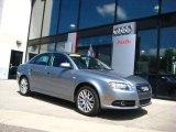 2008 Quartz Grey Metallic Audi A4 2.0T Special Edition quattro Sedan #35283272