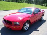2007 Torch Red Ford Mustang V6 Premium Coupe #3483927