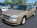 2005 Light Driftwood Metallic Chevrolet Malibu LS V6 Sedan #35283969