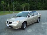 2008 Sandstone Metallic Chevrolet Malibu Classic LS Sedan #35283630