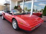 Ferrari Mondial 1986 Data, Info and Specs
