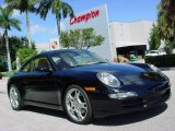 2005 Black Porsche 911 Carrera Coupe #351953