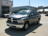 2011 Mineral Gray Metallic Dodge Ram 1500 SLT Quad Cab #35354327