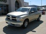 2011 White Gold Dodge Ram 1500 SLT Crew Cab 4x4 #35354328