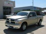 2011 White Gold Dodge Ram 1500 SLT Quad Cab 4x4 #35354329