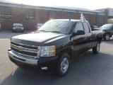 2010 Black Chevrolet Silverado 1500 LT Extended Cab #35354670