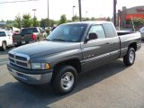2001 Graphite Gray Metallic Dodge Ram 1500 SLT Club Cab #35354674