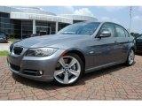 2009 Space Grey Metallic BMW 3 Series 335i Sedan #35354378