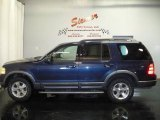 2003 True Blue Metallic Ford Explorer XLT 4x4 #3524548