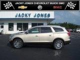 2011 Gold Mist Metallic Buick Enclave CXL #35354413
