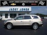 2011 Gold Mist Metallic Buick Enclave CXL #35354414