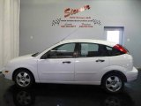 2005 Cloud 9 White Ford Focus ZX5 SES Hatchback #3524545