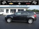 2010 Black Granite Metallic Chevrolet Equinox LT #35354422