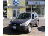2006 Dark Shadow Grey Metallic Ford Escape XLS #3518054
