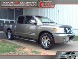 2007 Granite Nissan Titan SE Crew Cab #35354431