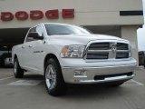 2011 Bright White Dodge Ram 1500 Big Horn Quad Cab #35354434