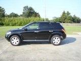 2006 Super Black Nissan Murano SL #35354440