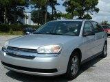 2005 Galaxy Silver Metallic Chevrolet Malibu Maxx LS Wagon #35353989