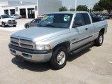 2001 Bright Silver Metallic Dodge Ram 1500 SLT Club Cab #35354829