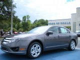 2011 Sterling Grey Metallic Ford Fusion SE #35427349