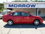 2003 Infra-Red Ford Focus SE Sedan #35427385