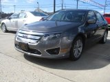 2011 Sterling Grey Metallic Ford Fusion SEL #35427915