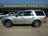 2008 Vapor Silver Metallic Lincoln Navigator Luxury 4x4 #35427631