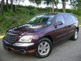 2004 Deep Molten Red Pearl Chrysler Pacifica AWD #35427634