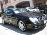 2005 Mercedes-Benz CLK 55 AMG Cabriolet