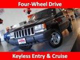 1996 Dark Rosewoood Pearlcoat Jeep Grand Cherokee Laredo 4x4 #35427418