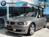 2008 Platinum Bronze Metallic BMW 3 Series 328i Convertible #35427245