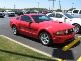 2007 Torch Red Ford Mustang GT/CS California Special Coupe #35427695