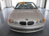 2001 Titanium Silver Metallic BMW 3 Series 330i Convertible #35483146