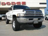 2001 Bright White Dodge Ram 1500 SLT Club Cab 4x4 #35483617