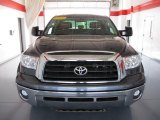 2008 Slate Gray Metallic Toyota Tundra SR5 Double Cab 4x4 #35483159