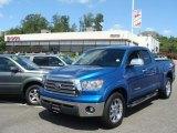 2008 Blue Streak Metallic Toyota Tundra SR5 TRD Double Cab #35483450