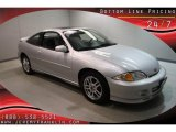 2002 Ultra Silver Metallic Chevrolet Cavalier LS Sport Coupe #35483270
