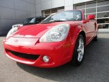 2005 Toyota MR2 Spyder Roadster