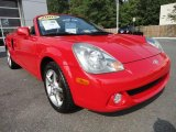 Toyota MR2 Spyder Data, Info and Specs
