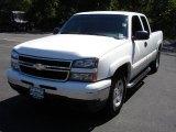2001 Summit White Chevrolet Silverado 1500 Z71 Extended Cab 4x4 #35512910