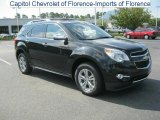 2011 Black Granite Metallic Chevrolet Equinox LTZ #35513321