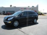 2011 Carbon Black Metallic Buick Enclave CXL #35513151