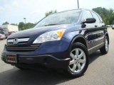 2007 Royal Blue Pearl Honda CR-V EX #35483389