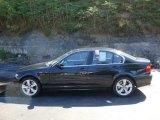 2004 Jet Black BMW 3 Series 330xi Sedan #35513402