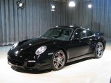2007 Black Porsche 911 Turbo Coupe #35533536