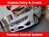 2010 White Suede Ford Fusion SE V6 #35533654