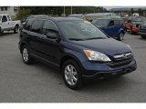 2007 Royal Blue Pearl Honda CR-V EX 4WD #35533940