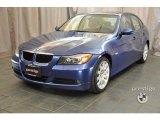 2007 Montego Blue Metallic BMW 3 Series 328xi Sedan #35533576