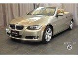 2008 Platinum Bronze Metallic BMW 3 Series 328i Convertible #35533585